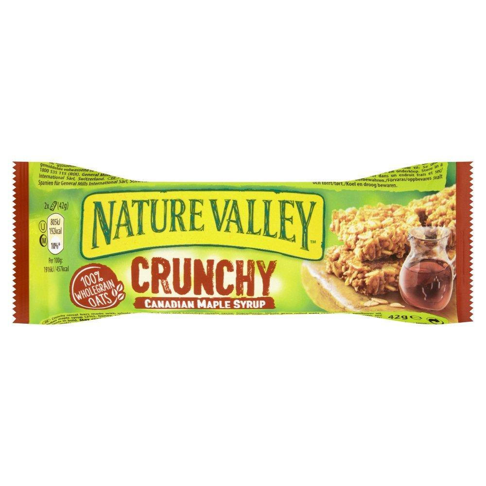 Nature Valley Crunchy Maple Syrup Bar 42g