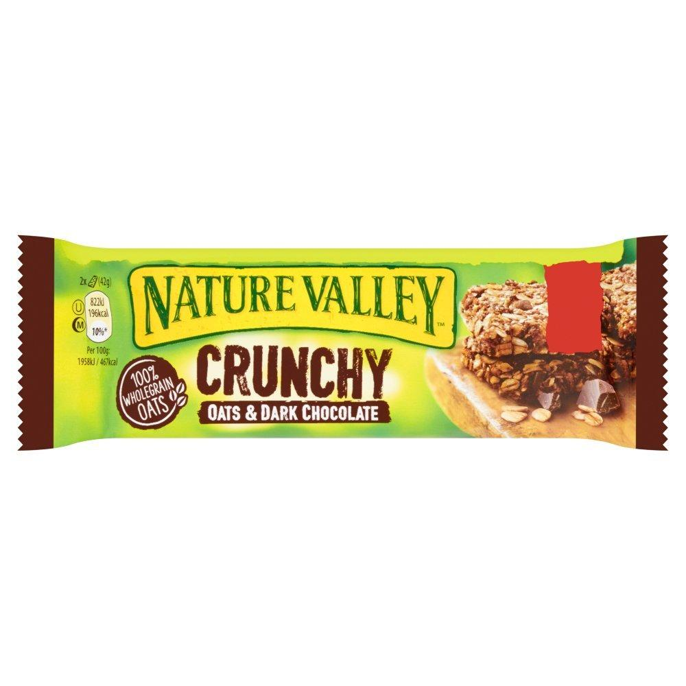 Nature Valley Crunchy Oats and Chocolate Bar 42g
