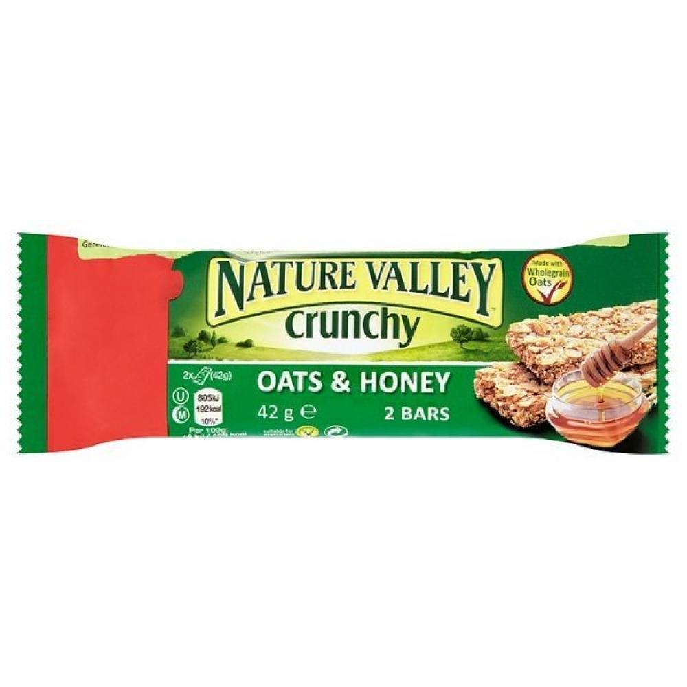 Nature Valley Crunchy Oats and Honey Bar 42g