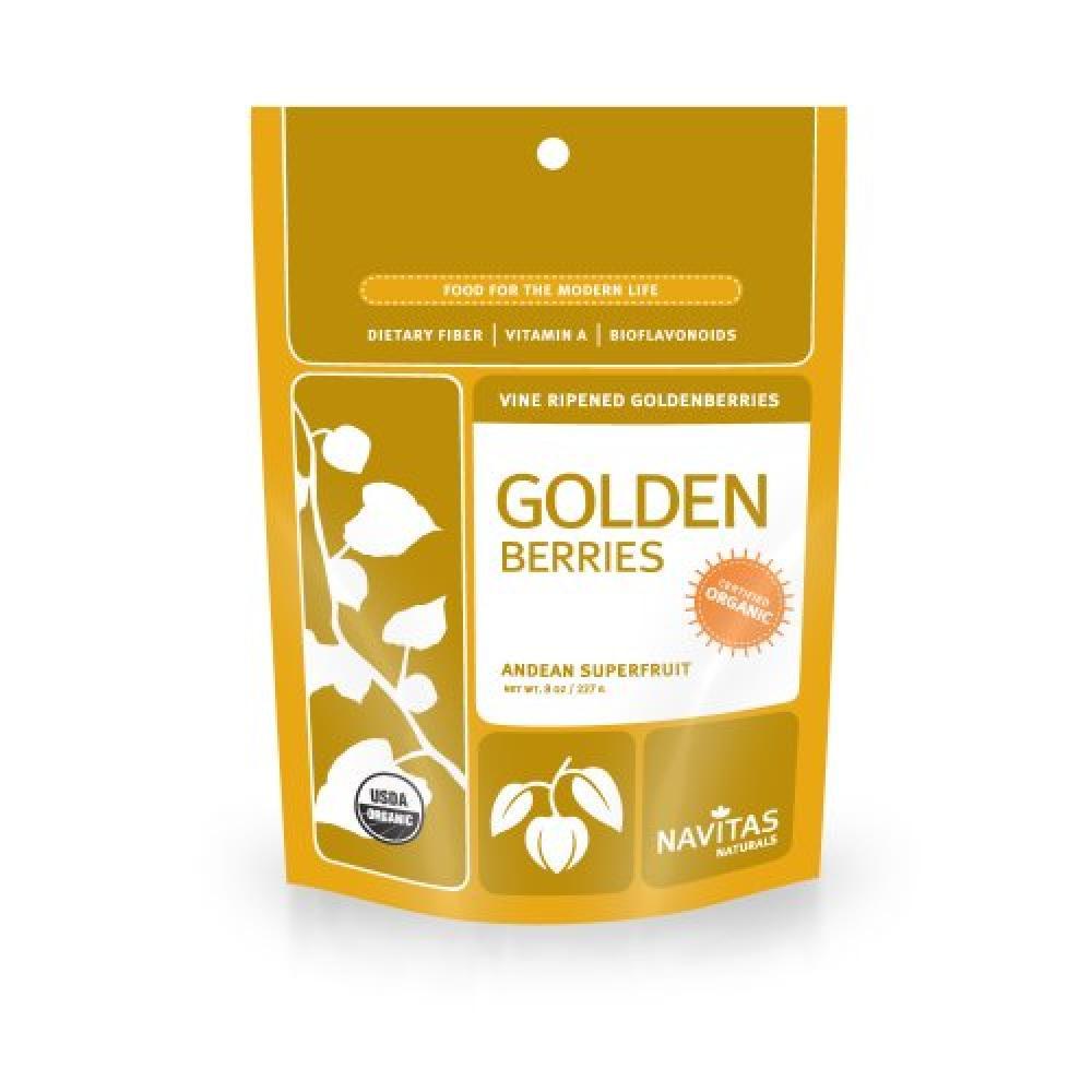 Navitas Naturals Golden Berries 227g