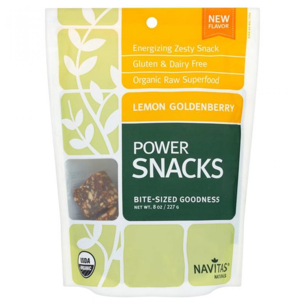 Navitas Naturals Lemon Goldenberry 227g 227g