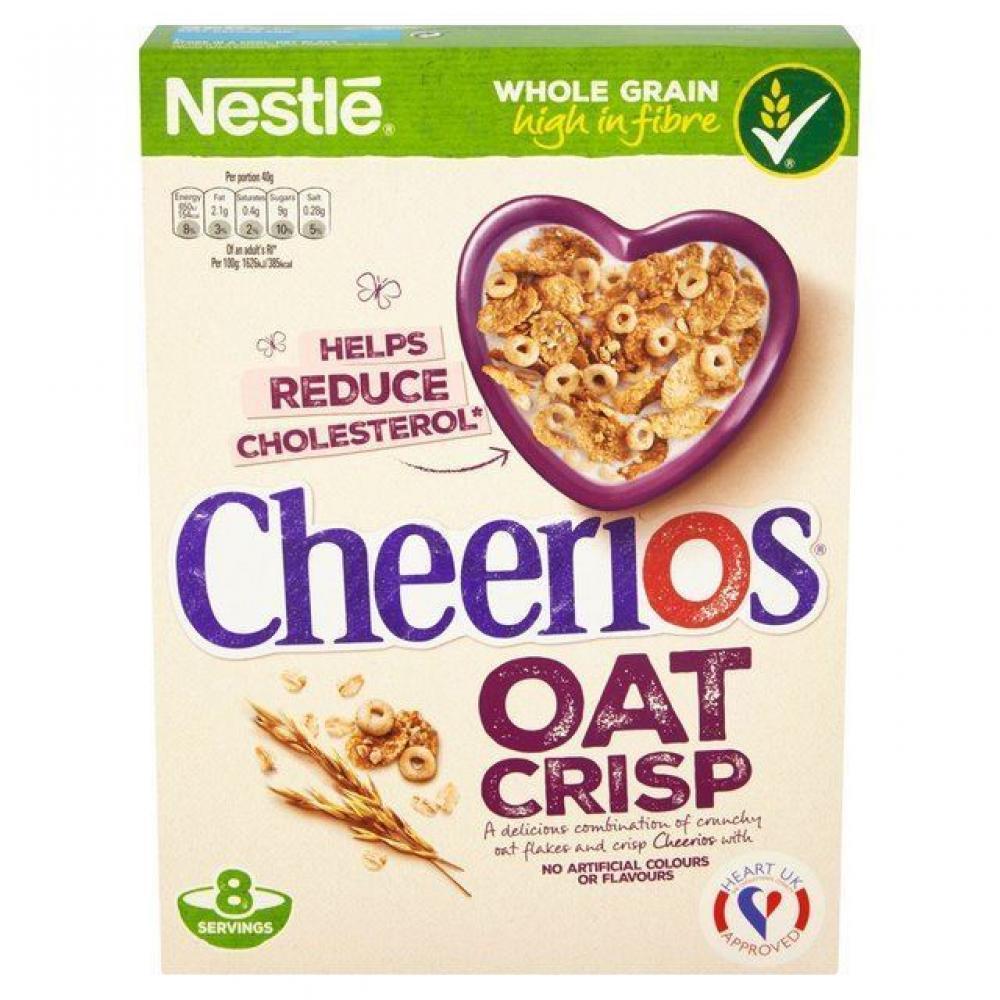 Nestle Cheerios Oat Crisp 440g