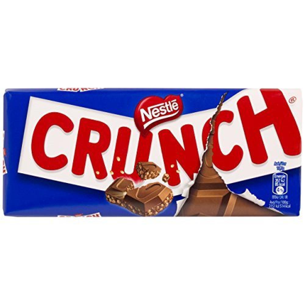 Nestle Crunch Milk 100g