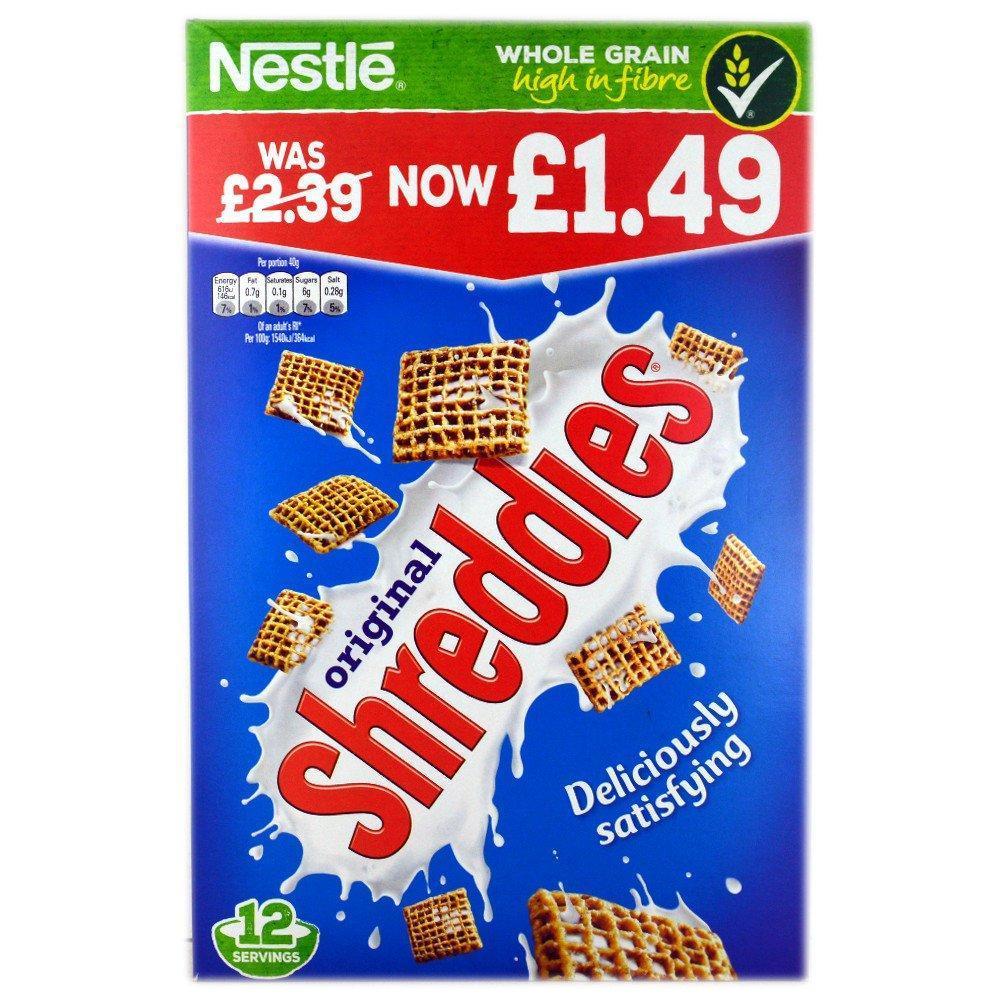 Nestle Shreddies 500g