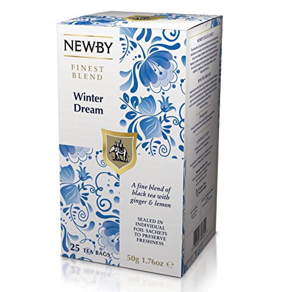 Newby Teas Classic Winter Dream Tea Bags