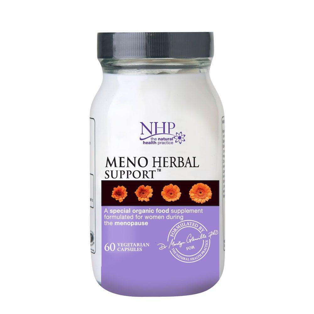 NHP Meno Herbal Support 60 Capsules