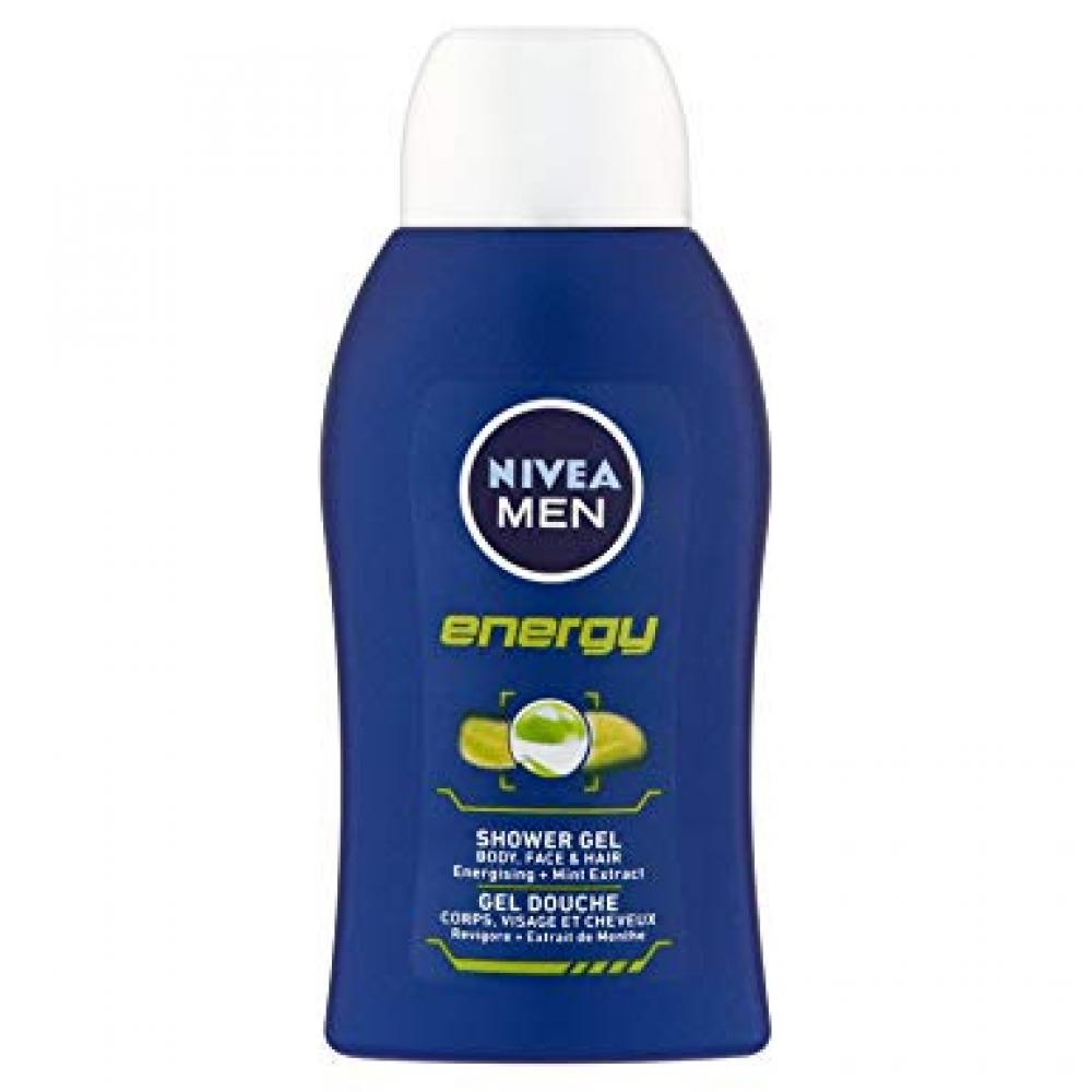 Nivea Energy Shower Gel 50ml
