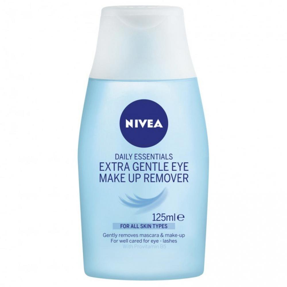 Nivea Visage Extra Gentle Eye Make Up Remover 125ml