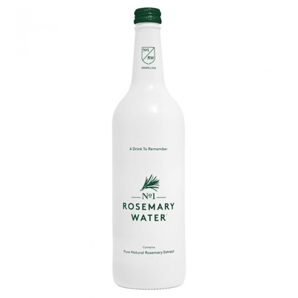 No 1 Rosemary Water Sparkling 750ml
