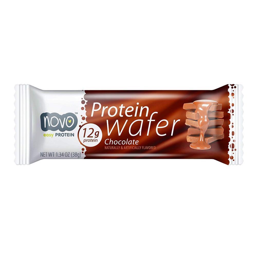 Novo Nutrition Protein WaferChocolate 38g