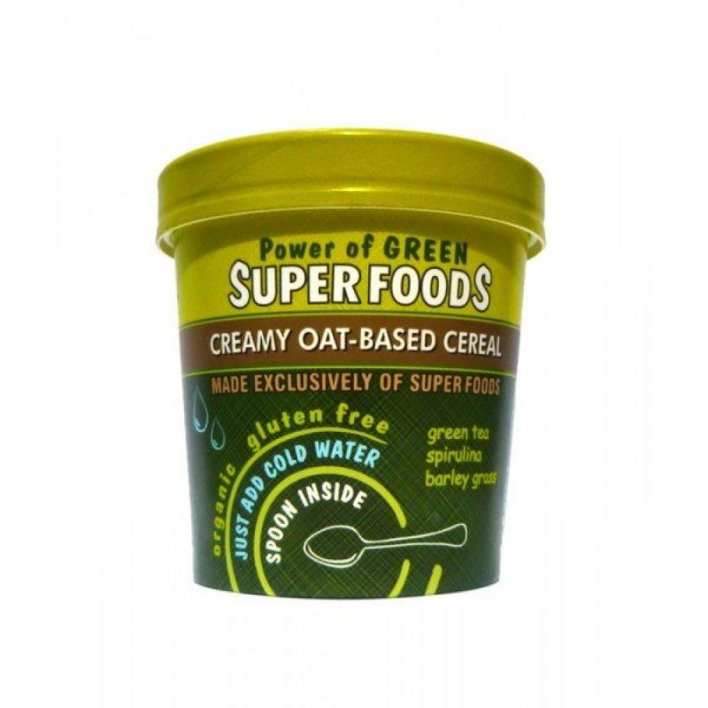 Of The Earth Power Green Instant Cereal Pot 65g