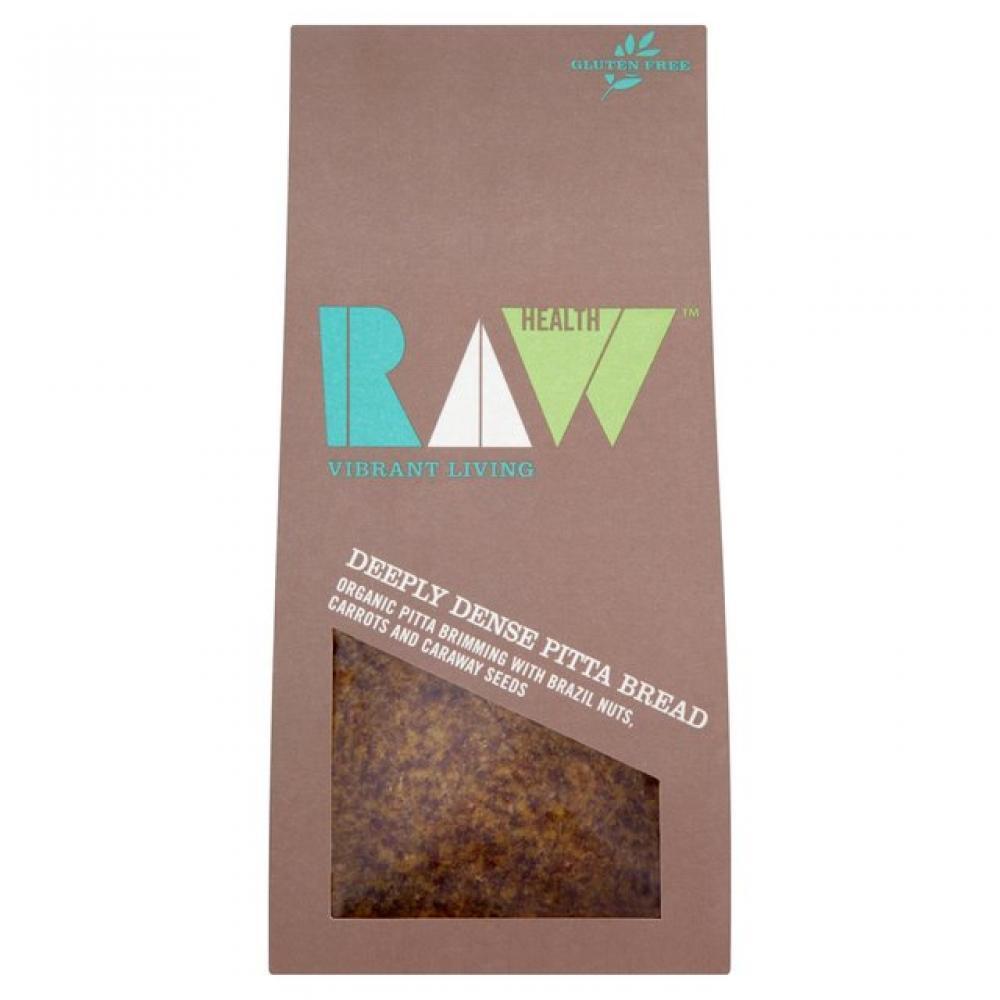Raw Health Organic Raw Health Deeply Dense Pitta Bread 90 g