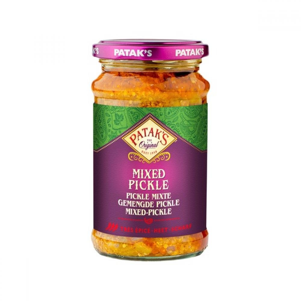 Pataks Mixed Pickle 283g