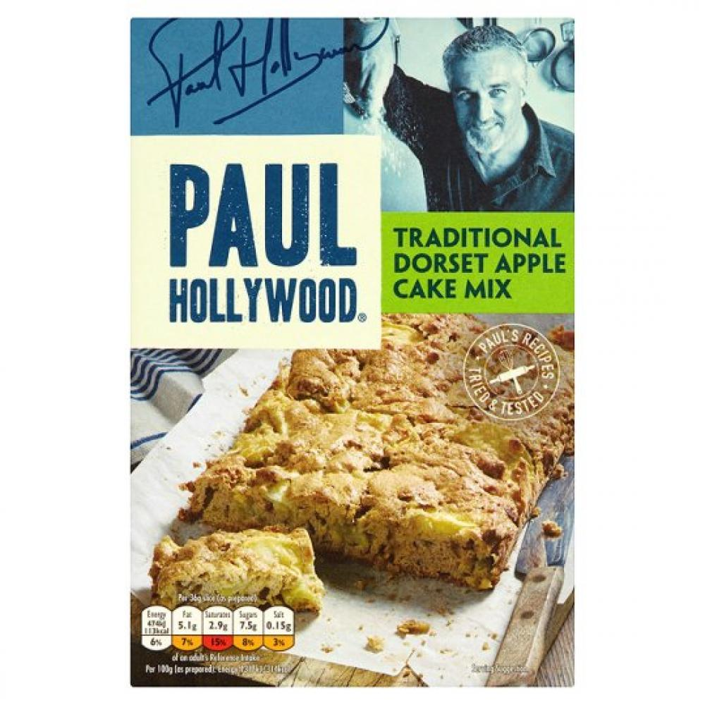 Paul Hollywood Traditional Dorset Apple Loaf Cake Mix 336g