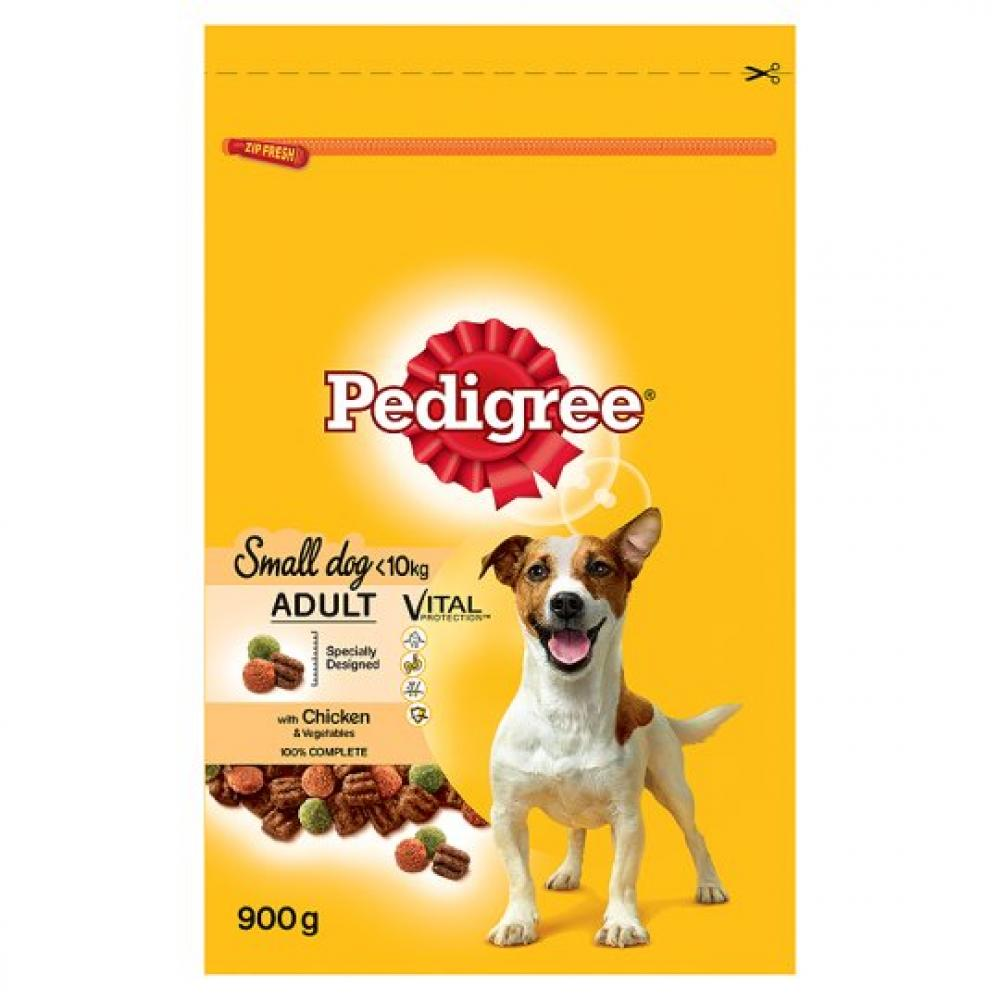Pedigree Complete Small Dog Chicken and Vegetables 900g