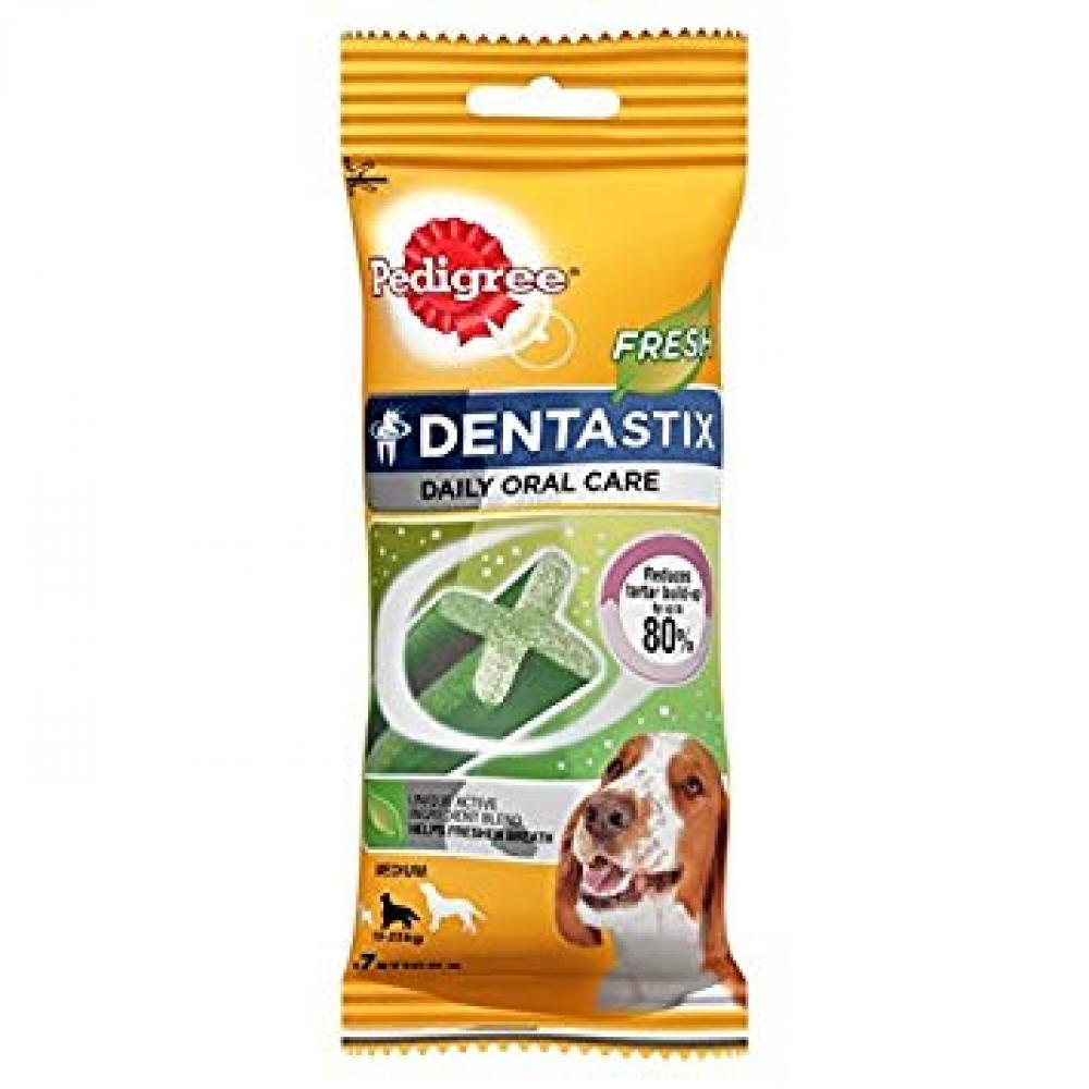 FLASH DEAL  Pedigree Dentastix Daily Fresh Medium Dog 180g