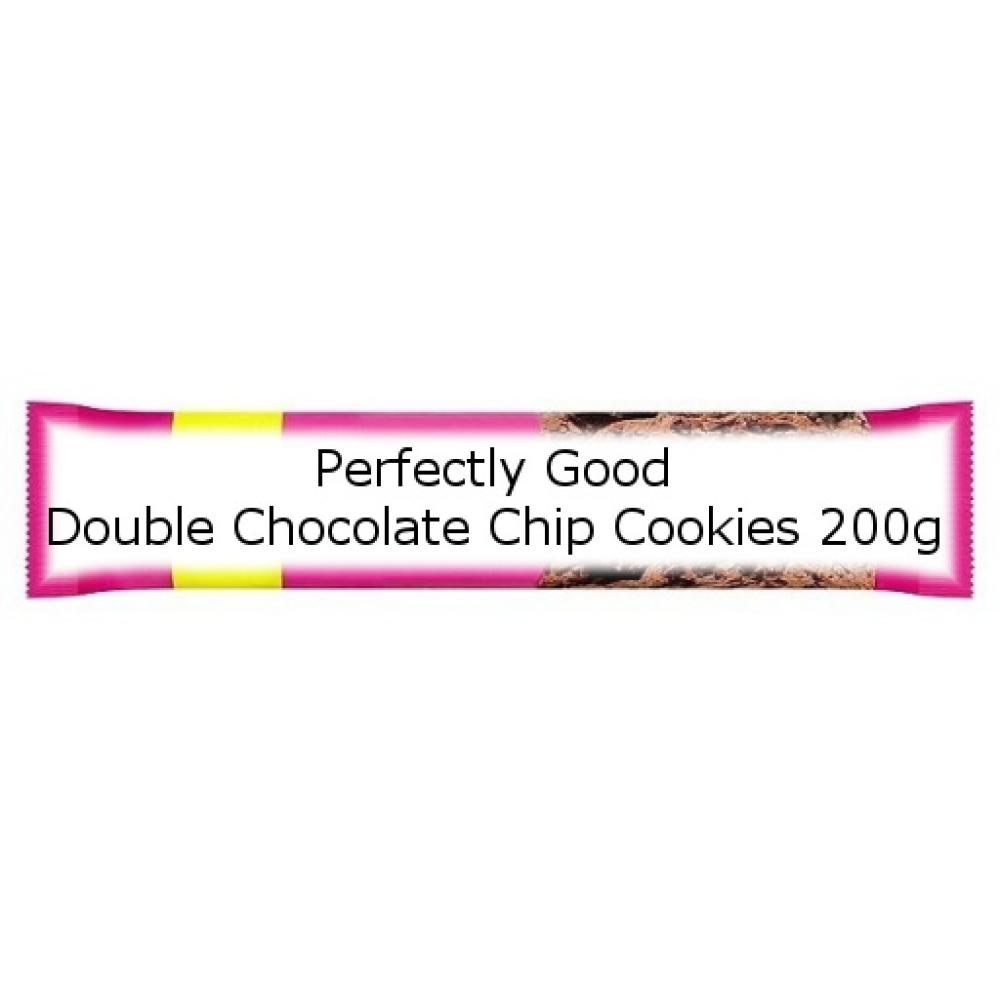 Perfectly Good Double Chocolate Chip Cookies 200g
