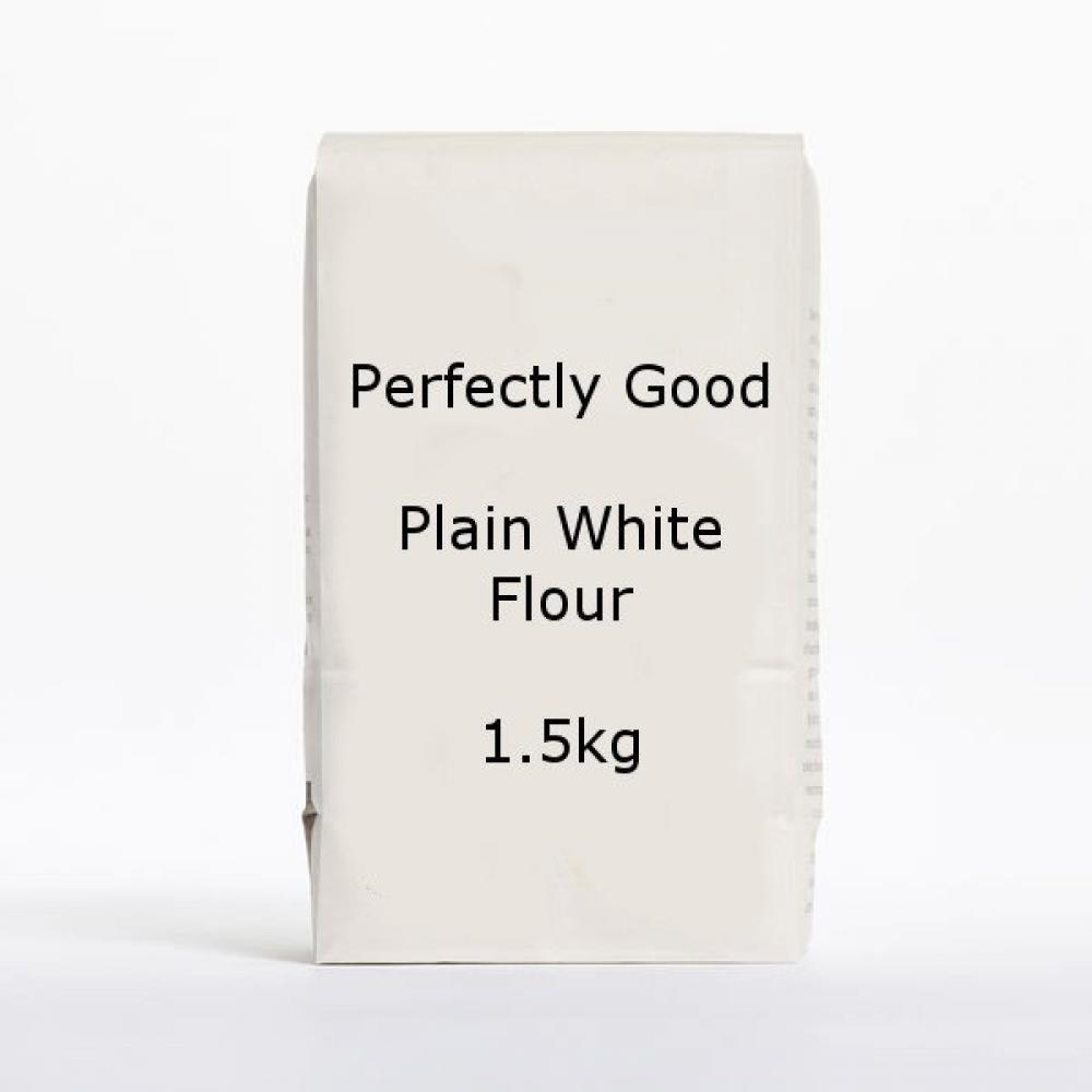 Perfectly Good Plain White Flour 1.5kg