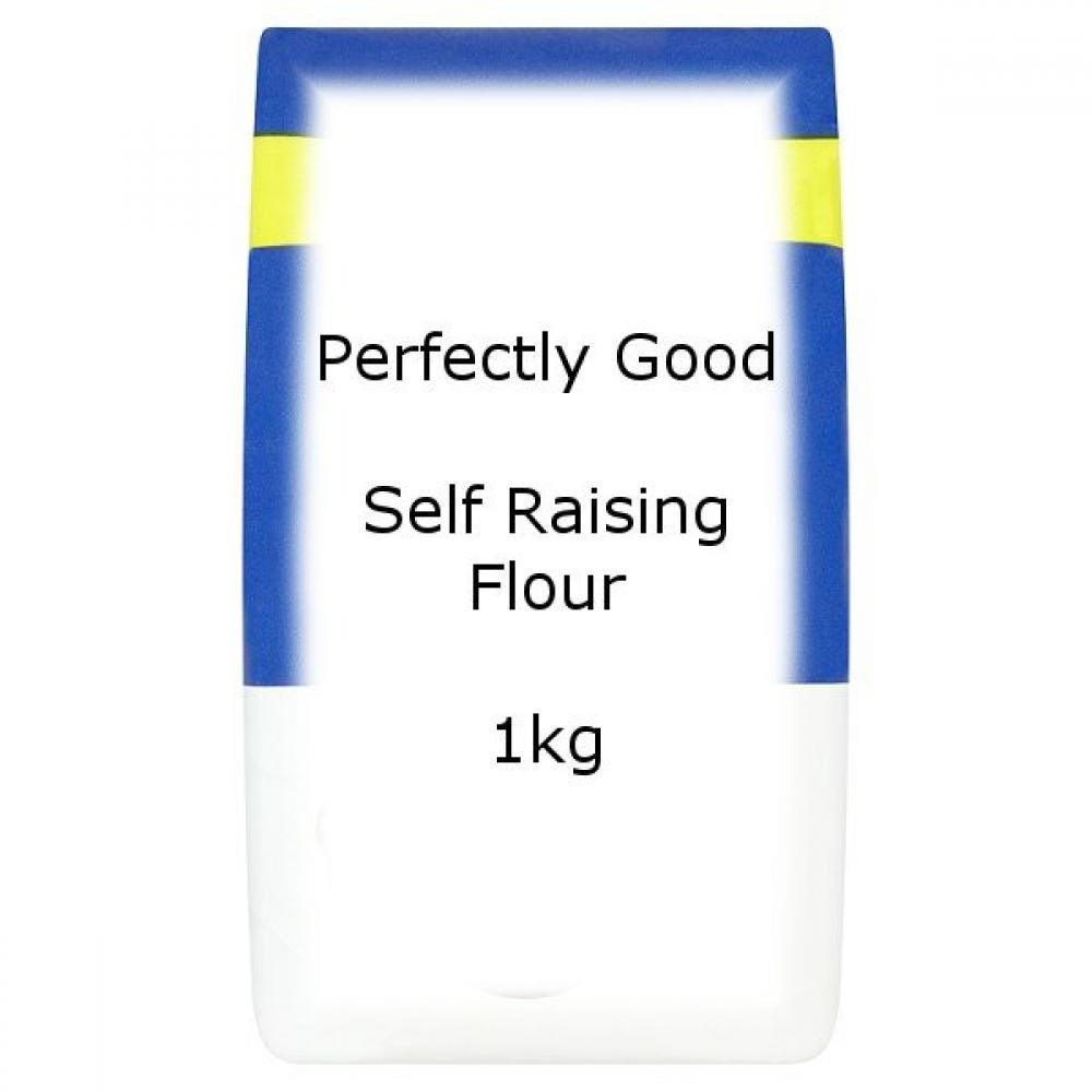 Perfectly Good Self Raising Flour 1kg