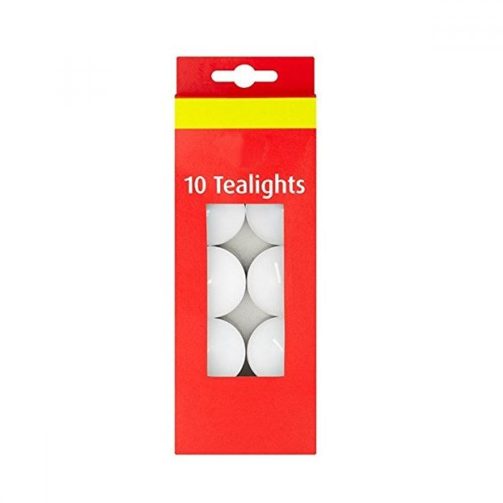 Perfectly Good Tealights pack of 10