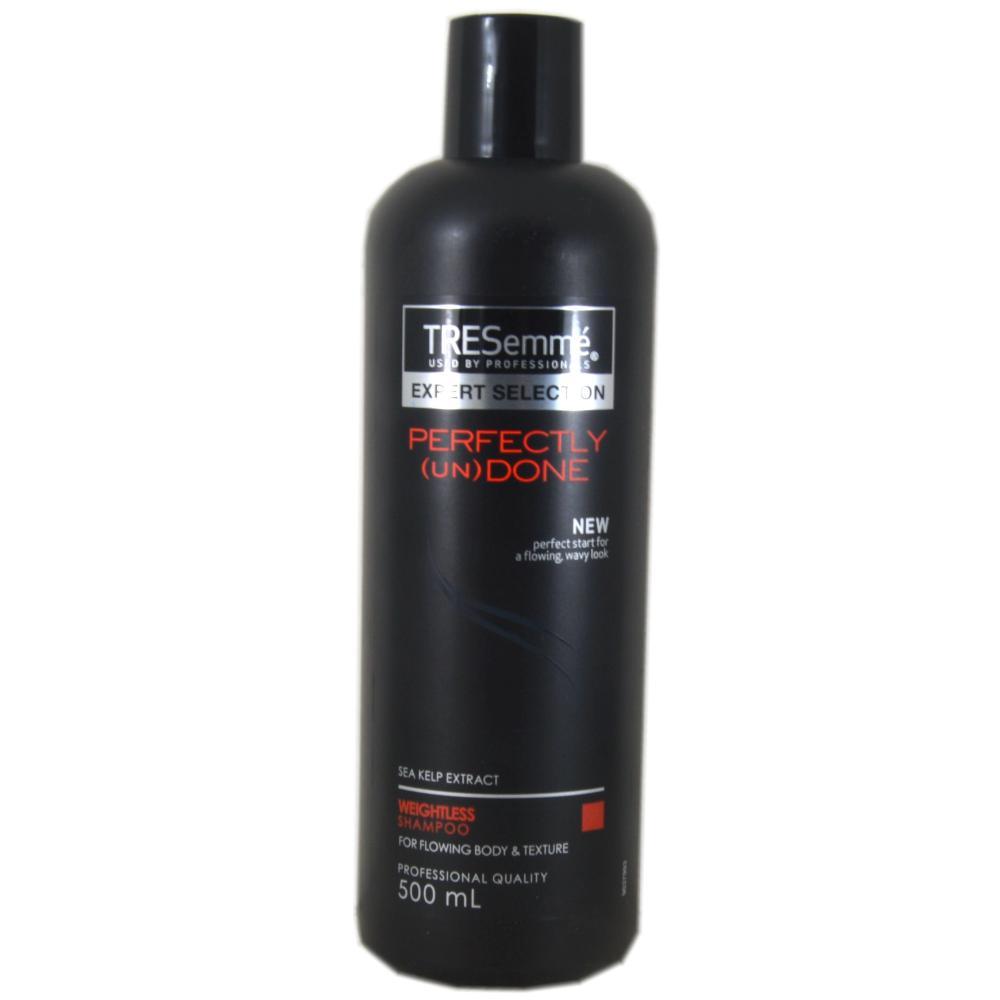 Tresemme Perfectly Undone Shampoo 500ml