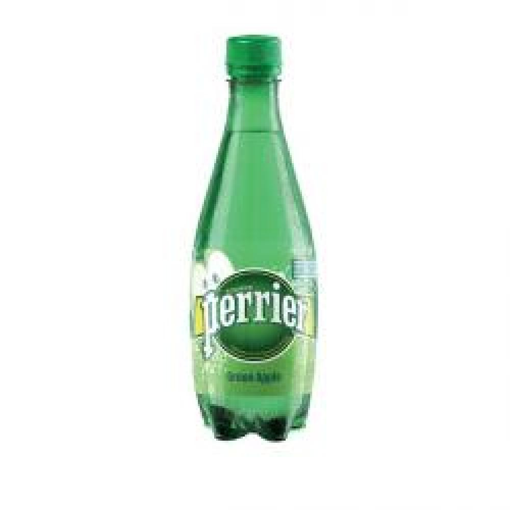 Perrier Green Apple Sparkling Natural Mineral Water 500ml