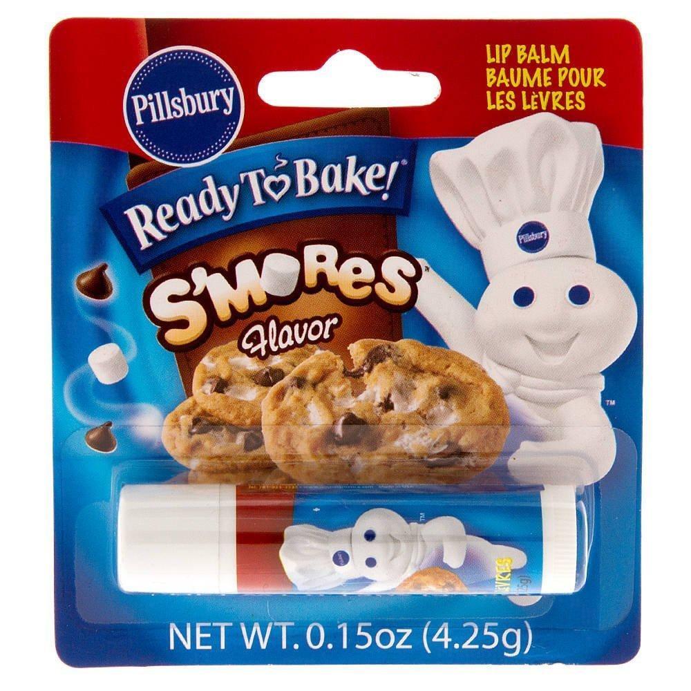 Pillsbury Ready To Bake Smores Flavour Lip Balm