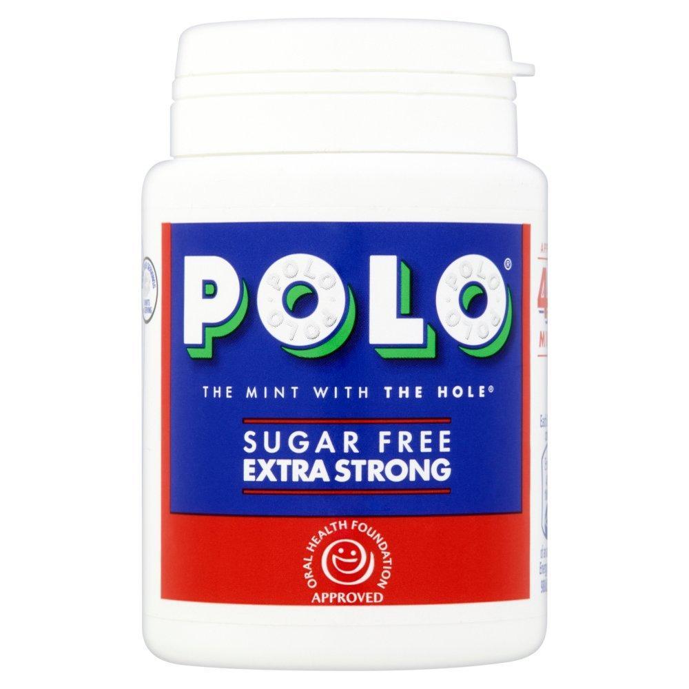 Polo Extra Strong Sugar Free Pot 65g