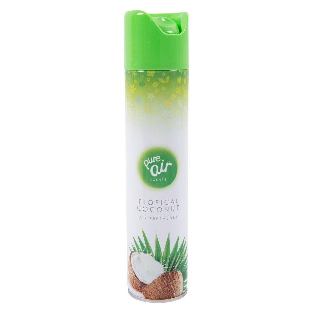 Pure Air Tropical Coconut Air Freshener 350ml