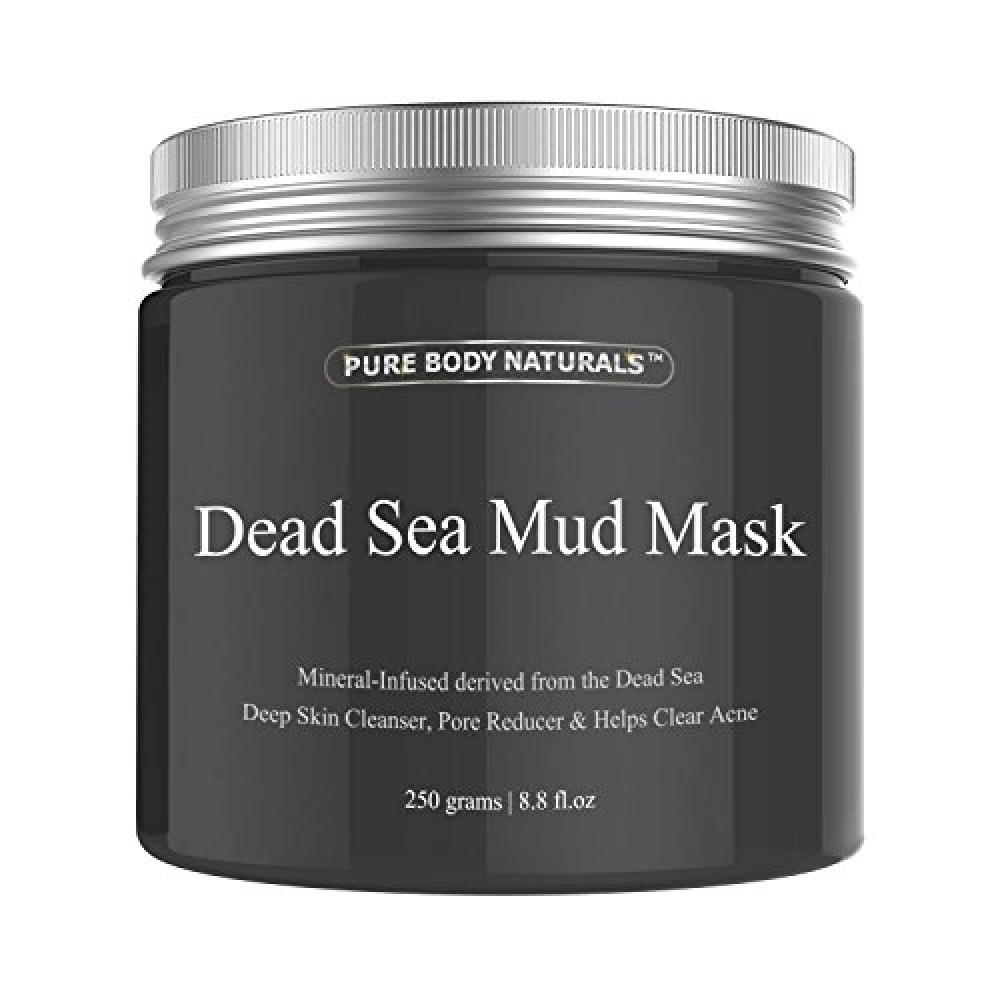 Pure Body Naturals The Best Dead Sea Mud Mask 250 g