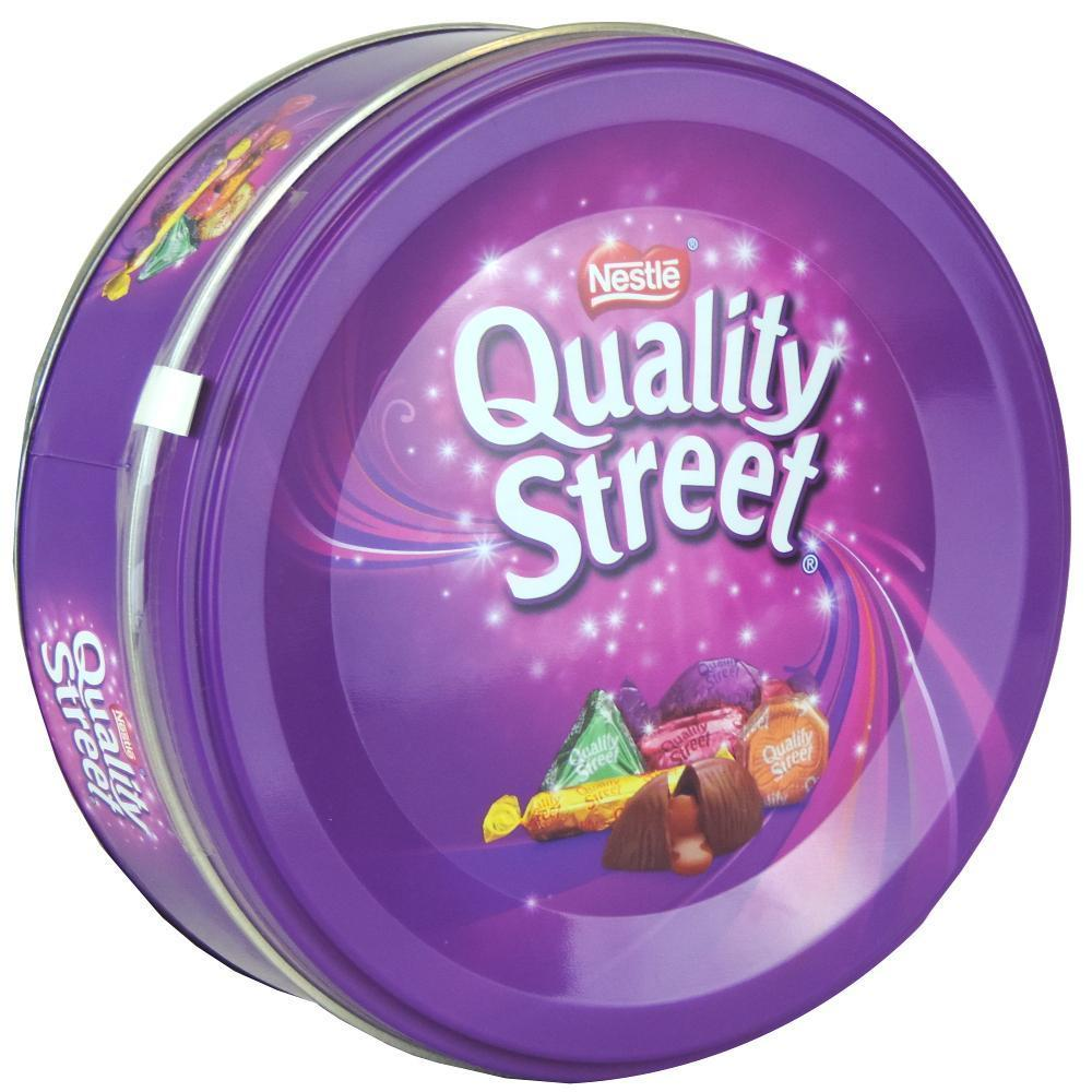 Quality Street Chocolates and Toffees Tin 240g
