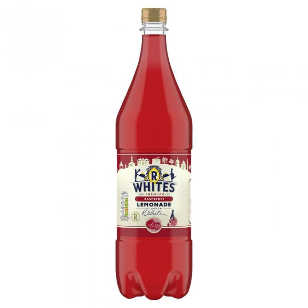 R Whites Raspberry Lemonade 1.25l