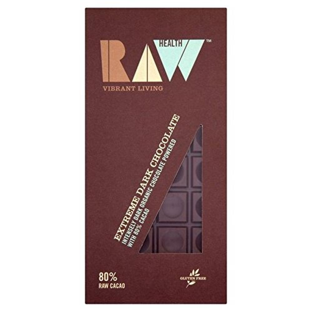 Raw Health Extreme Dark Chocolate 70g