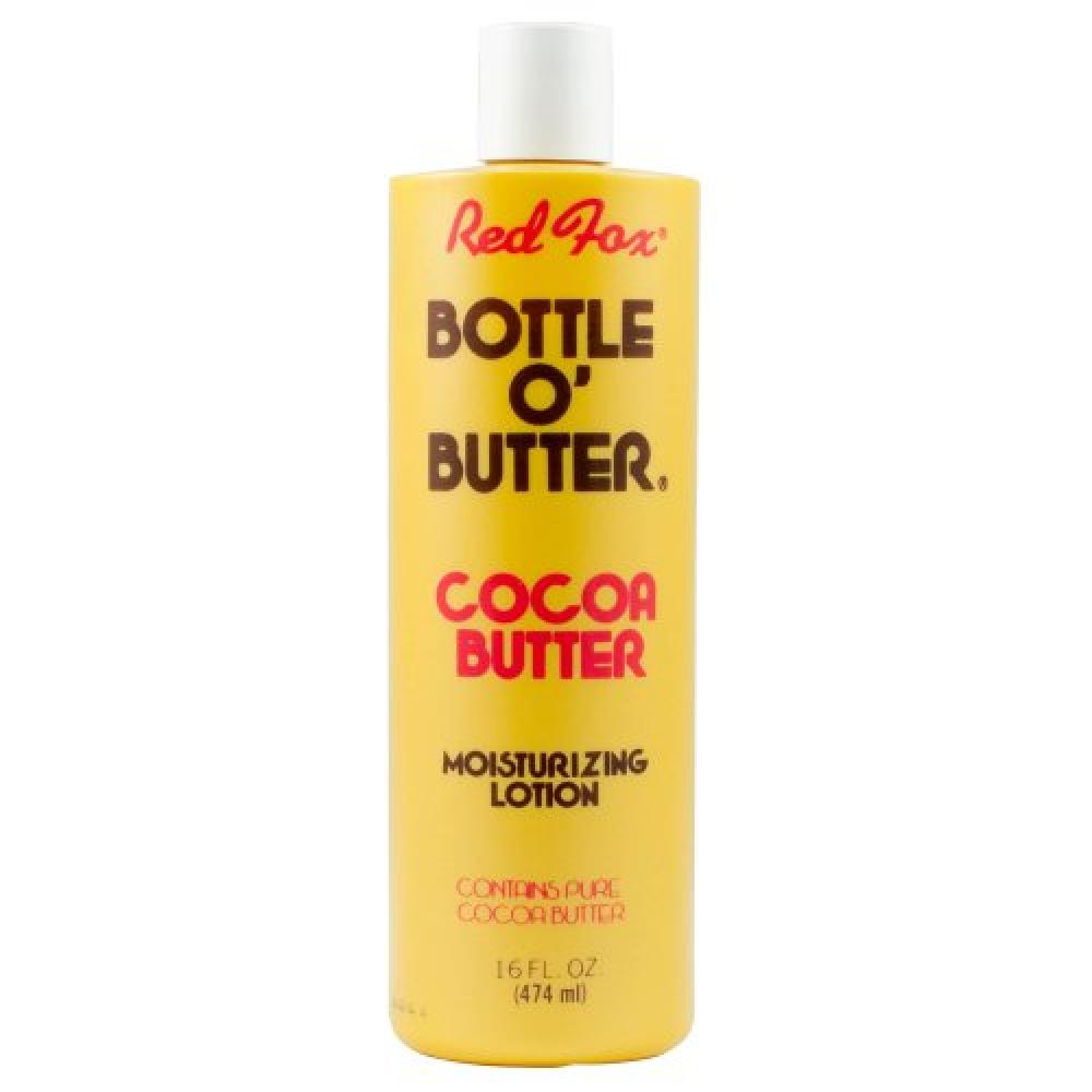 Red Fox Bottle-O-Butter Lotion 16oz