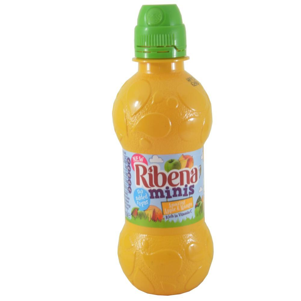 Ribena Minis Amazing Apple And Mango 250ml
