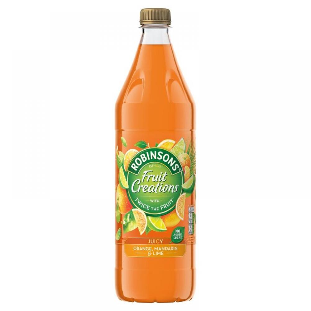 Robinsons Creations Orange Mandarin and Lime 1l
