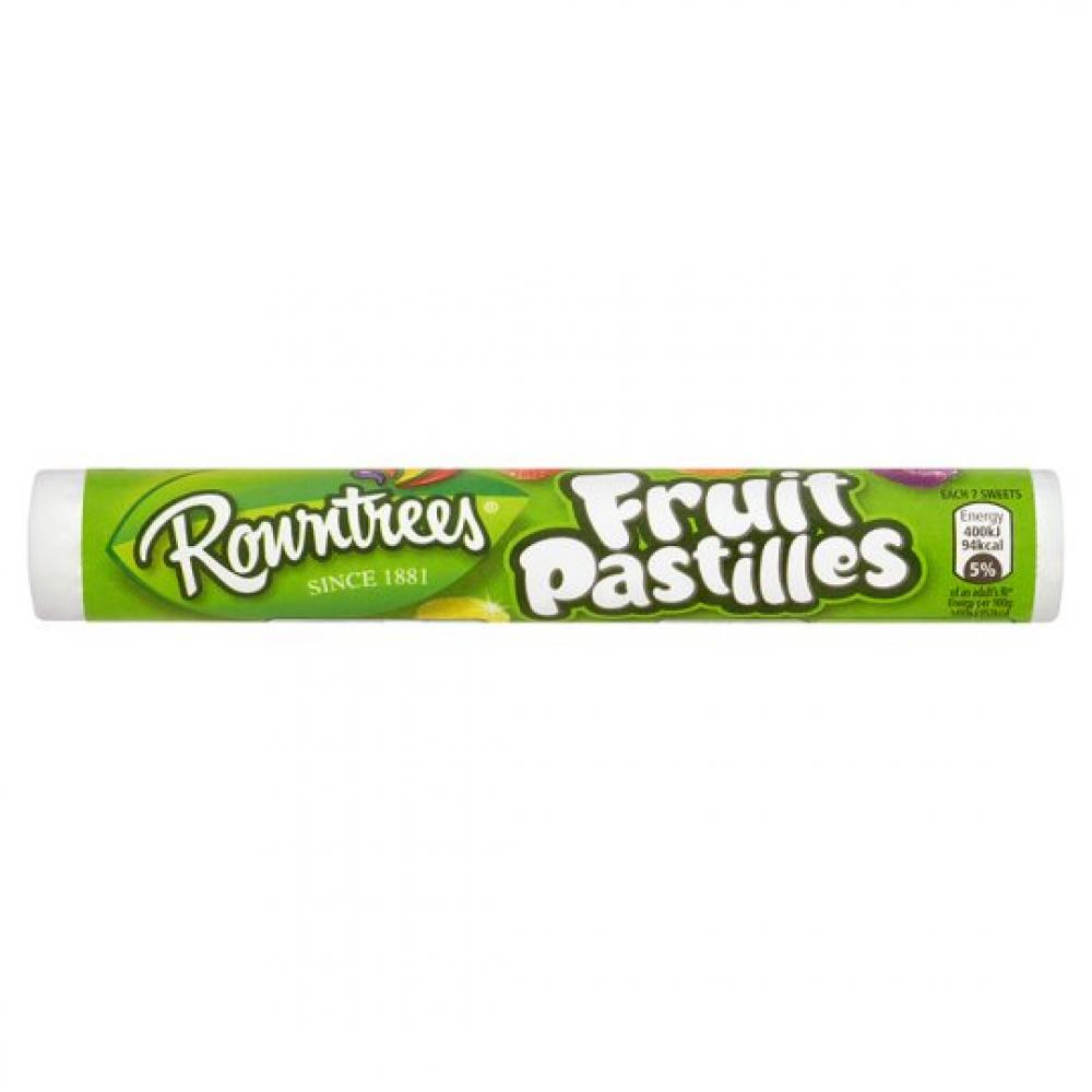 Rowntrees Fruit Pastilles 52g