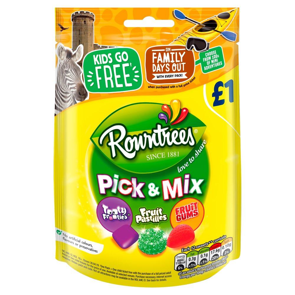 Rowntrees Pick and Mix 120g