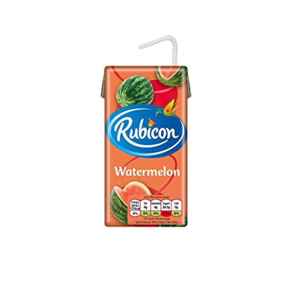 Rubicon Still Watermelon Juice Drink 288ml