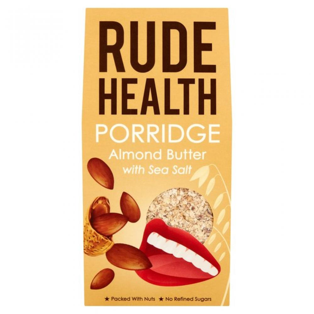 Rude Health Almond Butter Porridge with Sea Salt 300g