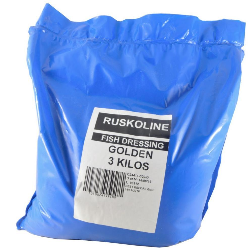 Ruskoline Fish Dressing Golden 3kg