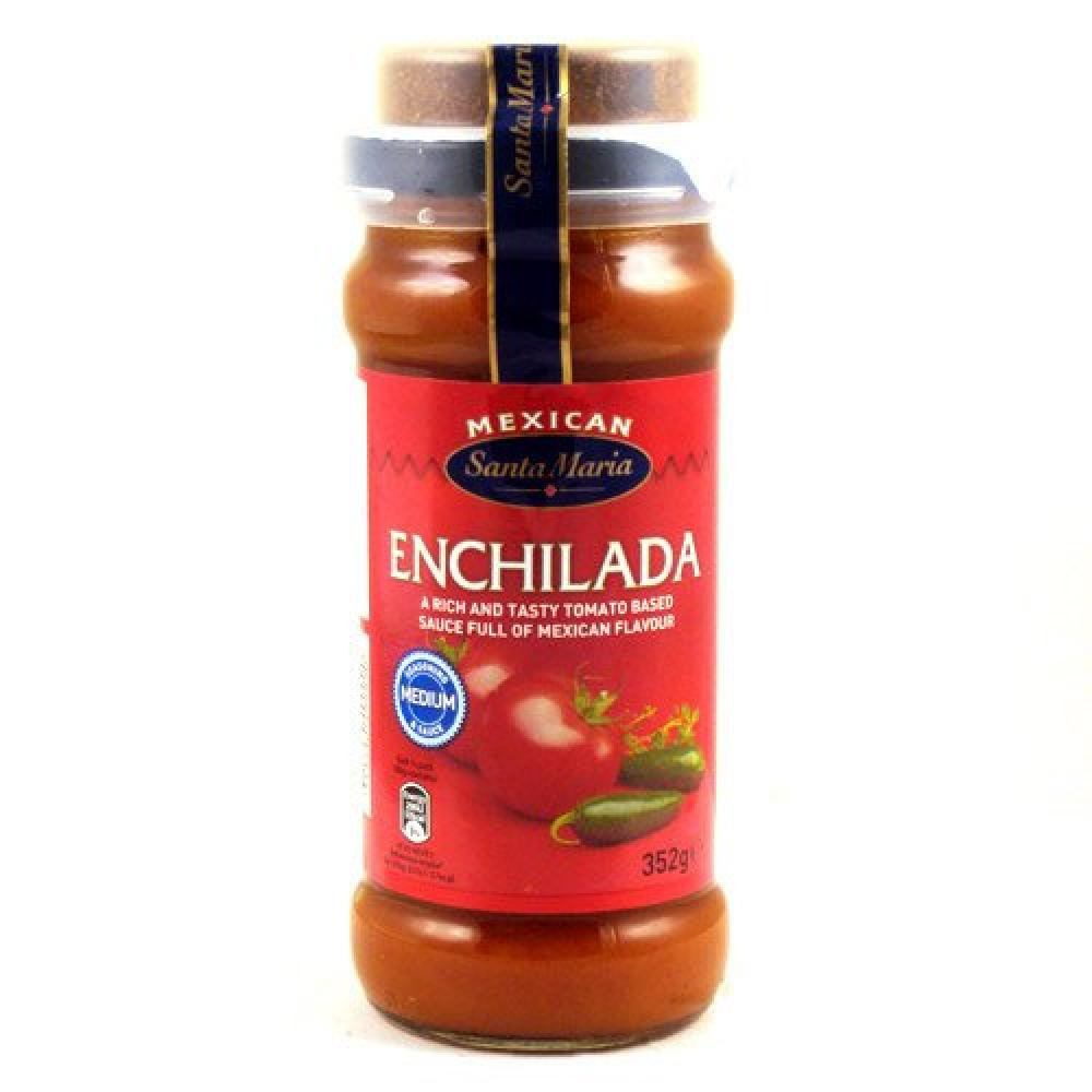 Santa Maria Enchilada Season And Sauce 352g