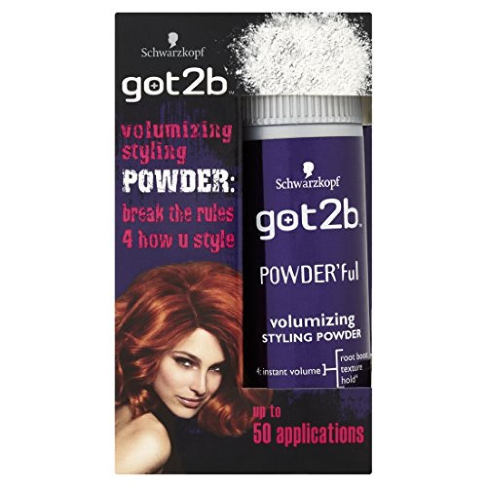Schwarzkopf Got2b Powderful Volumising Styling Powder 10g