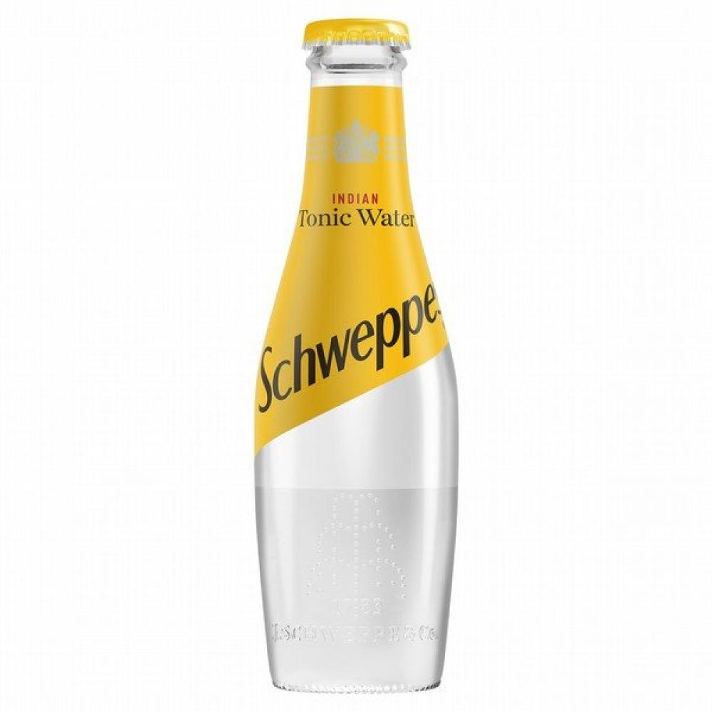 Schweppes Indian Tonic Water 200ml