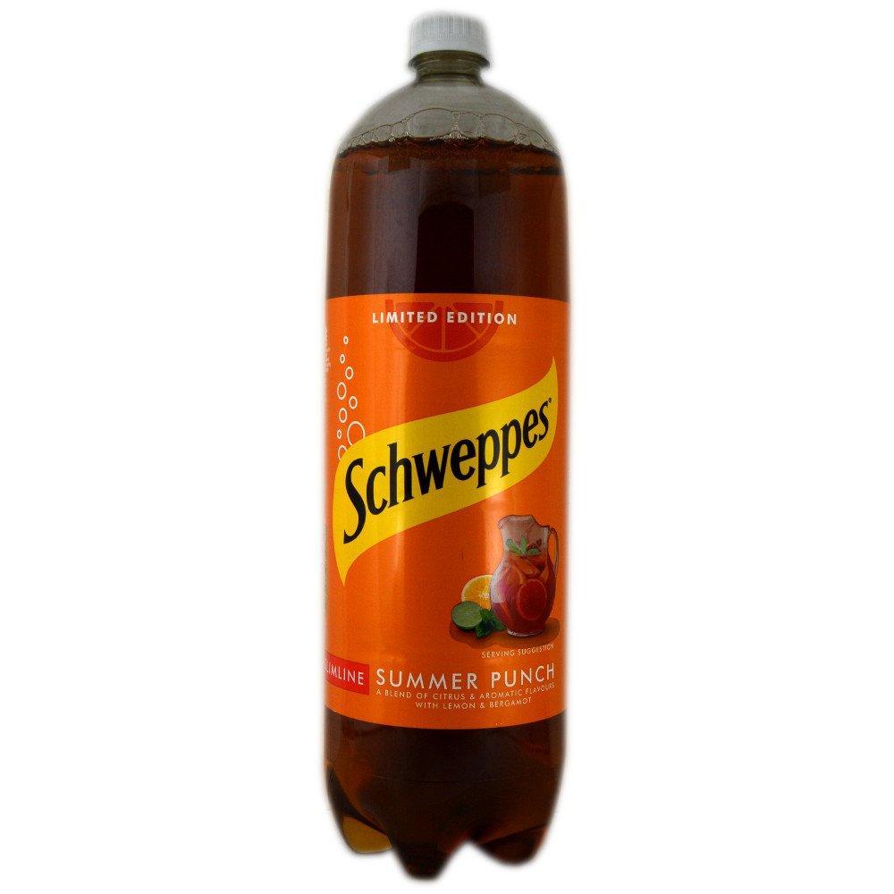 Schweppes Slimline Summer Punch 2l
