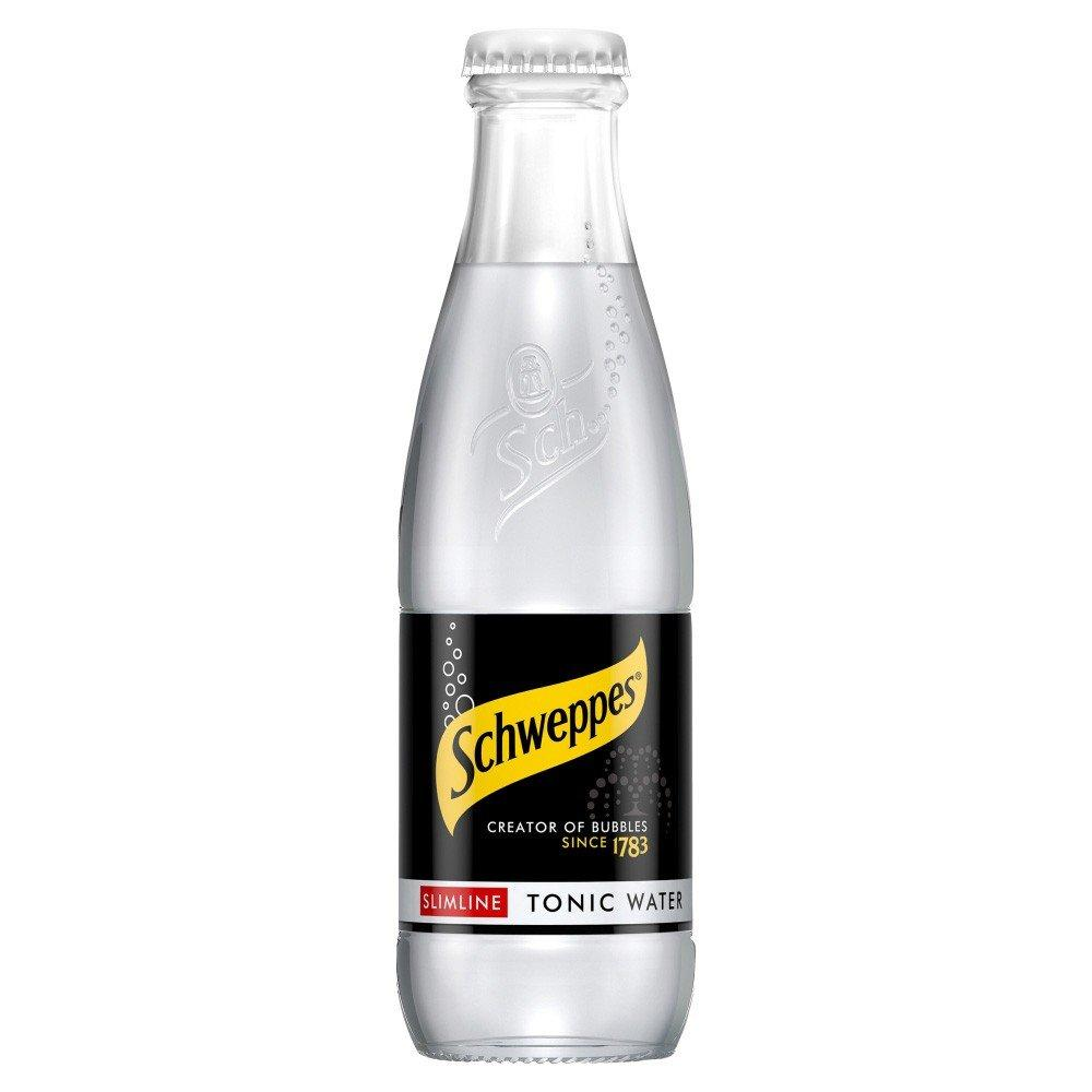 Schweppes Slimline Tonic Water 200ml