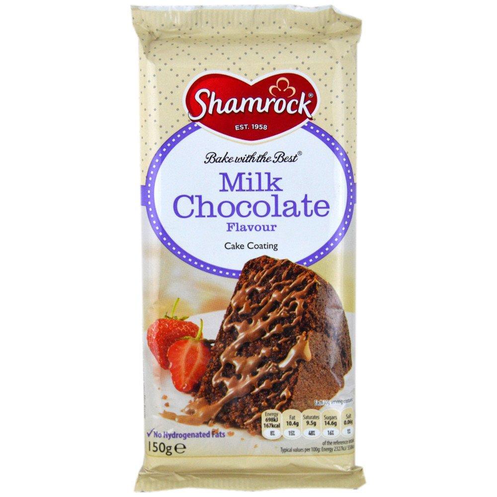 Shamrock Cooking Milk Chocolate 150g