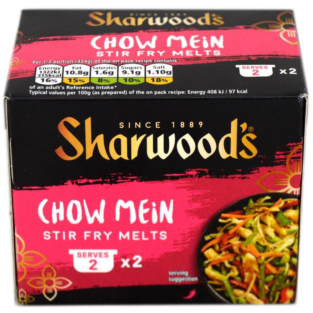 Sharwoods Chow Mein Stir Fry Melts 96g
