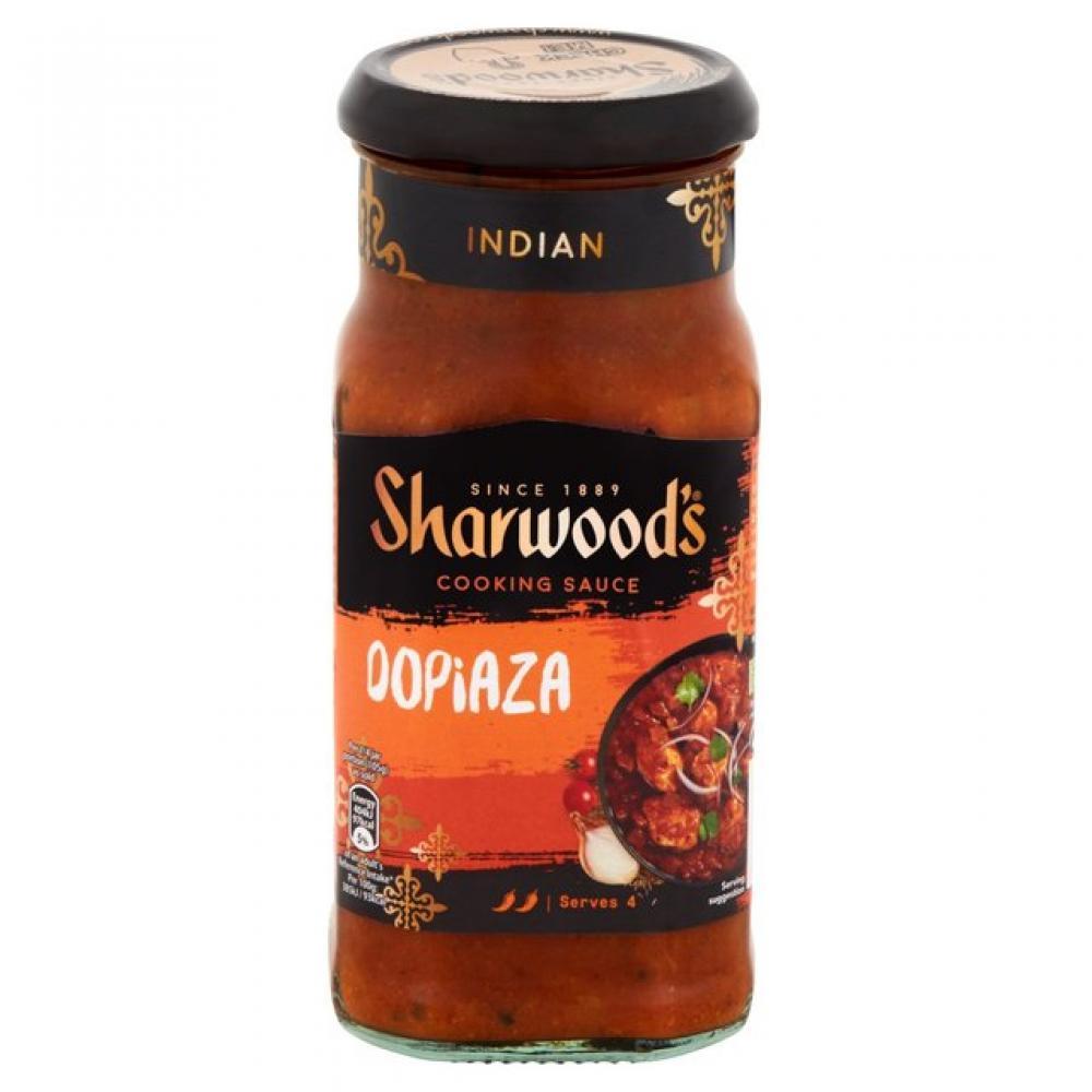 Sharwoods Dopiaza Cooking Sauce 420g