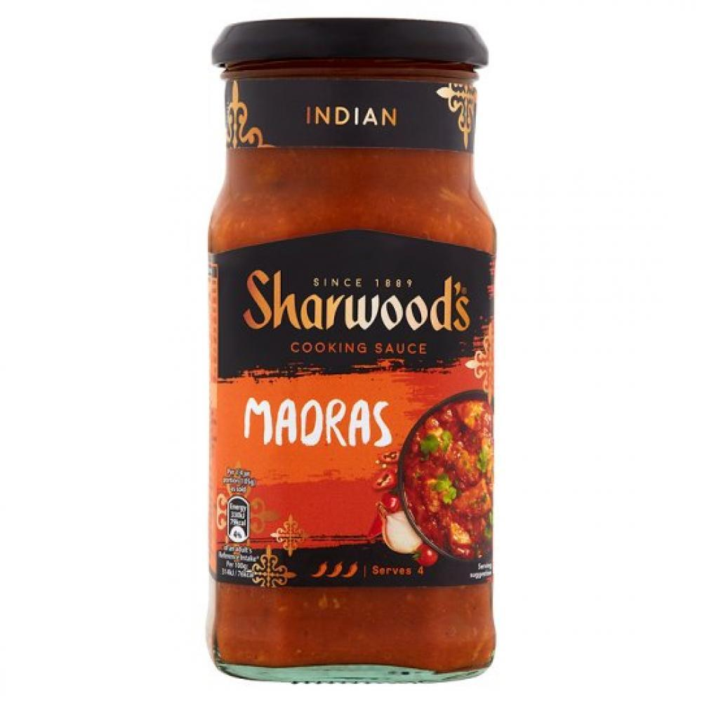 Sharwoods Madras Cooking Sauce 420g